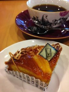 パティシエ辻口博啓氏がダラットコーヒーとの相性を追求したタルト「タルト アナナス」がカフェラモーダにて登場